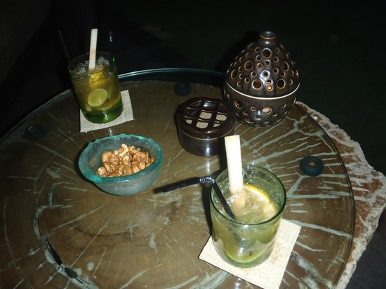 Grand Hyatt Bali:                   The AMAZING lime crush, nothing beats it.