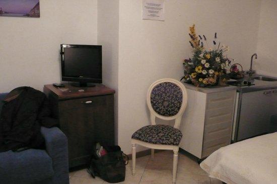 Casanova ai Tolentini:                   Room