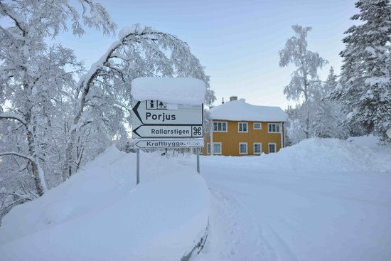 Hotell Porjus
