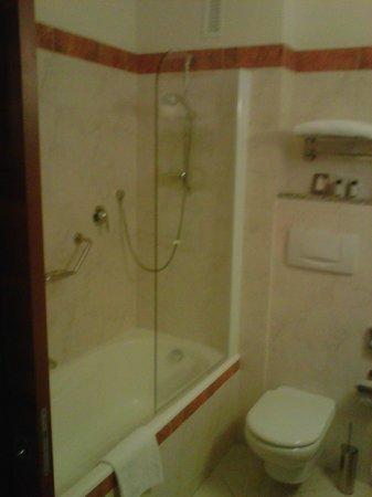 Nilhotel :                   bagno
