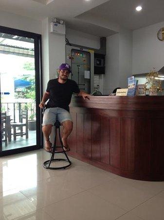 Lada Krabi Residence:                   common area
