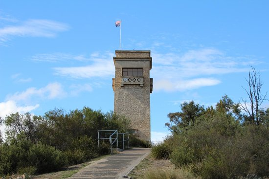 Goulburn, Australië: Rocky Hill War Memorial Tower