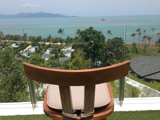 W Retreat Koh Samui:                                     See my photos at