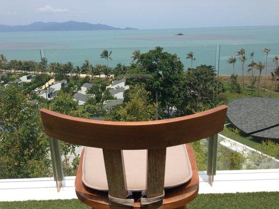 W Retreat Koh Samui:                                     See my photos at 