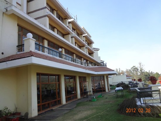 Gem Park-Ooty:                                     The Hotel