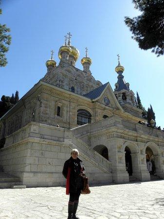 Church of Saint Mary Magdalena:                   Церковь св. Марии Магдалины.