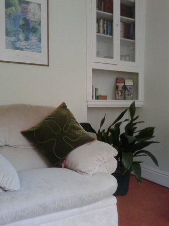 Bryn Llewelyn Guest House : Guest Lounge at Bryn Llewelyn Bed and Breakfast