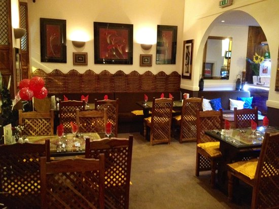 Aangan restaurant cupar restaurant reviews phone for Aangan indian cuisine