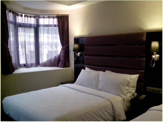 Arenaa Star Hotel:                   Comfortable Bed