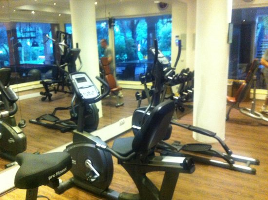 Club Belcekiz Beach Hotel:                   Gym
