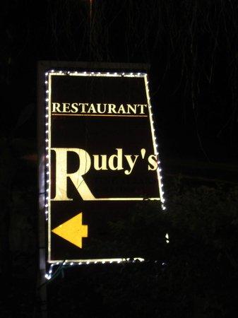 Moorea Pearl Resort & Spa:                   Rudy's Restaurant