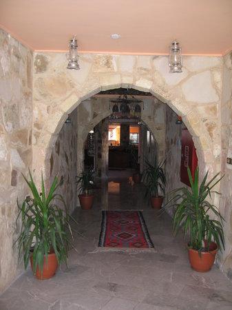 Al Rashid Hotel: Entrance