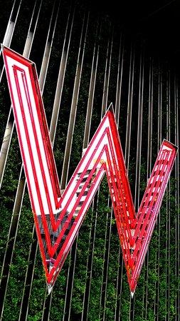 W Taipei:                   W Entrance