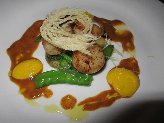 L'Adresse - Cuisine by Tinay:                   christmas main dish