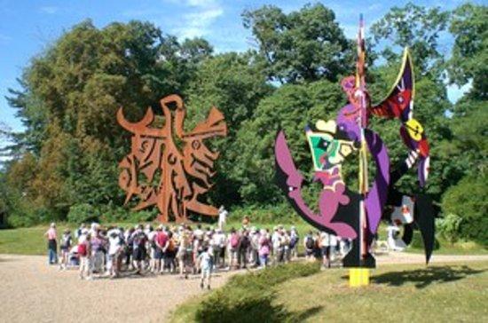 Sculpture Park Engelbrecht : Le Forgeron - Visite commentée de l'exposition