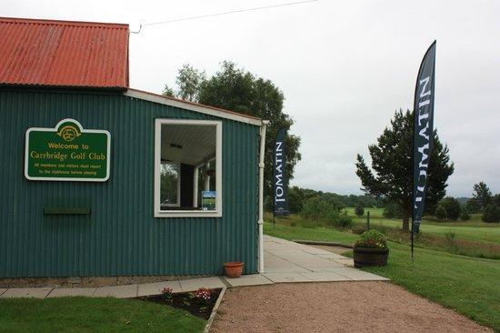 Welcome to carrbridge Golf Club
