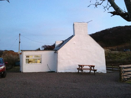 Lochinver Holiday Lodges:                   .
