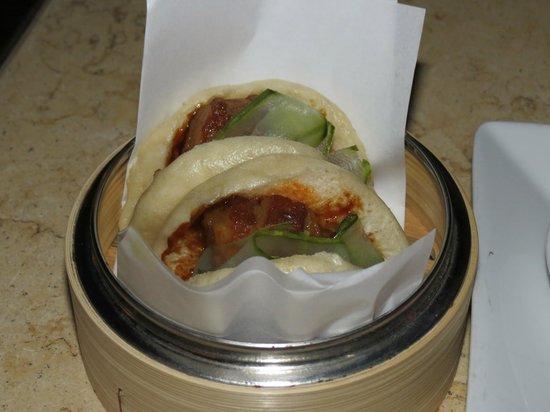 Yumi:                   Pork Steamed Buns *Special* So good!!