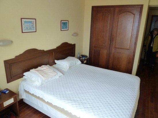Montemar:                   Zimmer 319 mit Morgensonne