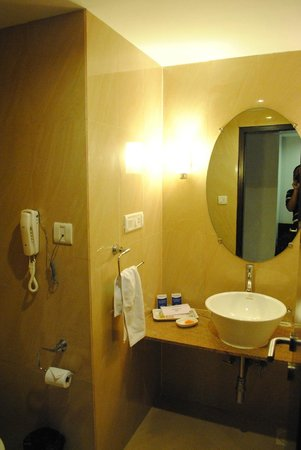 Phoenix Park Inn Resort:                   Bathroom