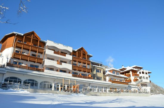 Excelsior Dolomites Life Resort: Excelsior Resort Winter