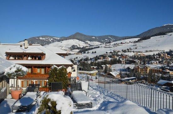 Excelsior Dolomites Life Resort: Excelsior Resort Winter