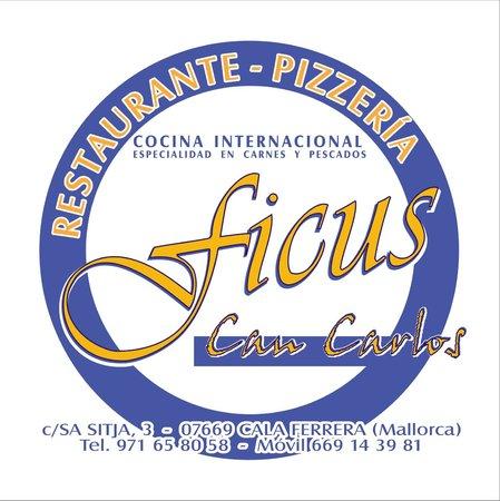 Restaurante Ficus - Can Carlos: Restaurante Ficus  - Pizzeria