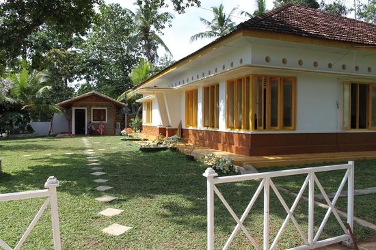 Spirit of Life:                   Guesthouse und Cottage Deluxe