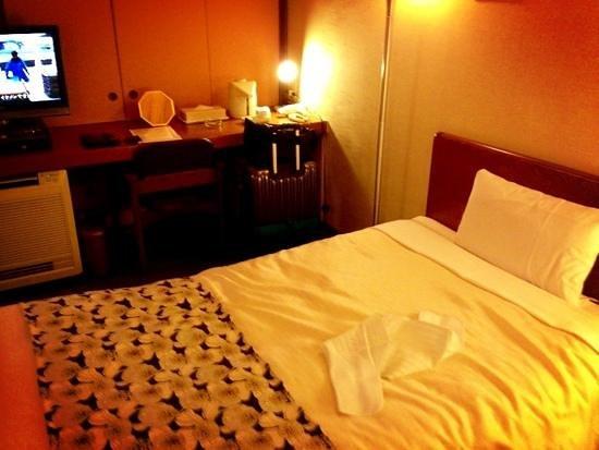 The Hedistar Hotel Narita:                   シングルルーム