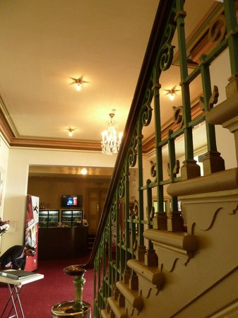 Theatre Royal:                   Foyer