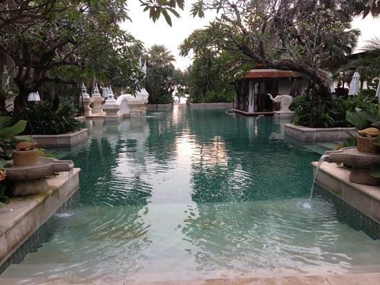 Dor-Shada Resort by The Sea :                   бассейн