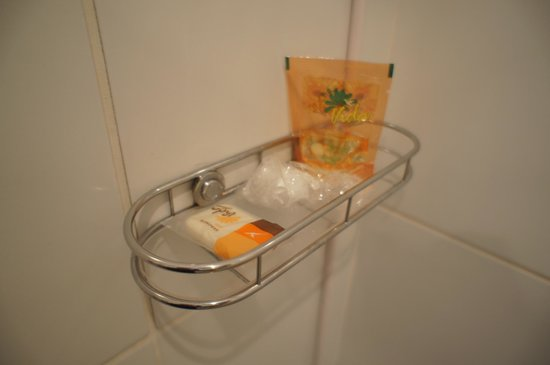 Holambra Garden Hotel :                   kit para banho
