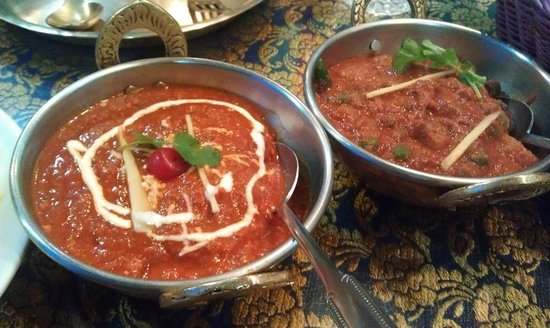 Everest:                   Thick, spicy curry
