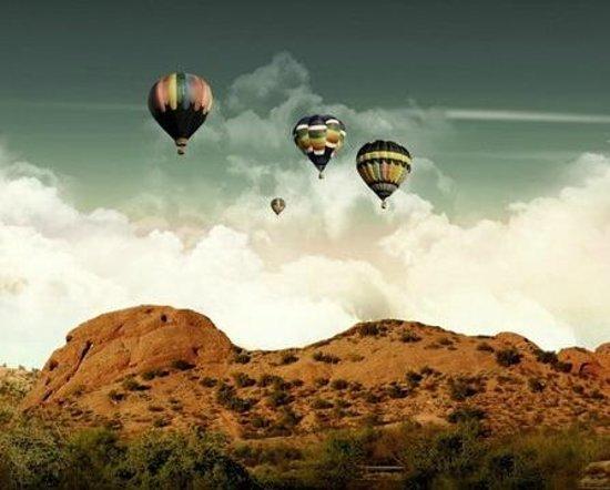Magic Valley Cappadocia Day Tours: Cappadocia Balloon Trip