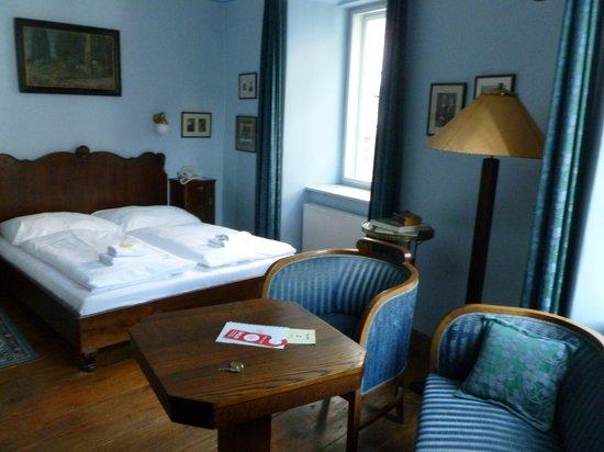 Hotel Leonardo :                   Nuestra habitación
