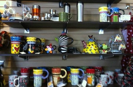 Mountain Grind: great mugs and coffee accessories