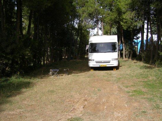 Ksar Timnay Hotel :                   kampeerplaats