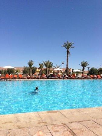 Kenzi Club Agdal Medina:                   piscine chauffée