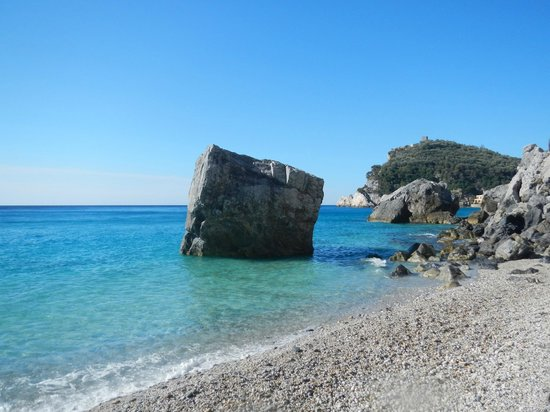Varigotti, Ιταλία:                   Malpasso - Che mare...!!!