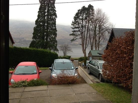 Laurel Bank Lodge :                   view