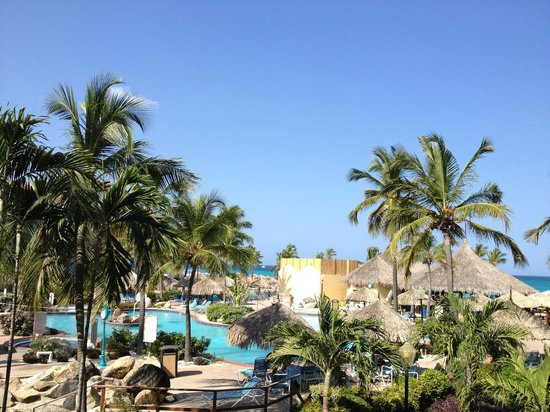 Costa Linda Beach Resort:                   View from room 2017