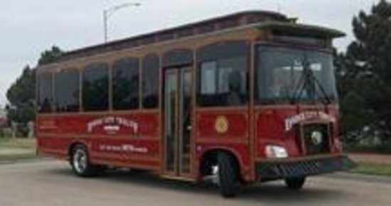 ‪Dodge City Trolley‬