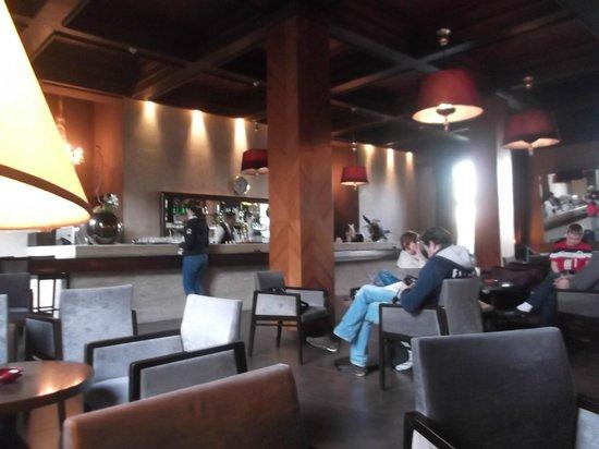 ClubHotel Riu Tikida Palmeraie:                   Bar Area