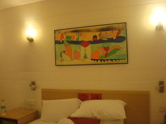 Red Fox Hotel Jaipur:                   Decoration