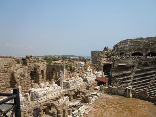Theather - Picture of Greek Amphitheater, Side - TripAdvisor