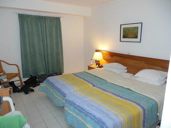 Apartamentos do Parque :                   Bedroom