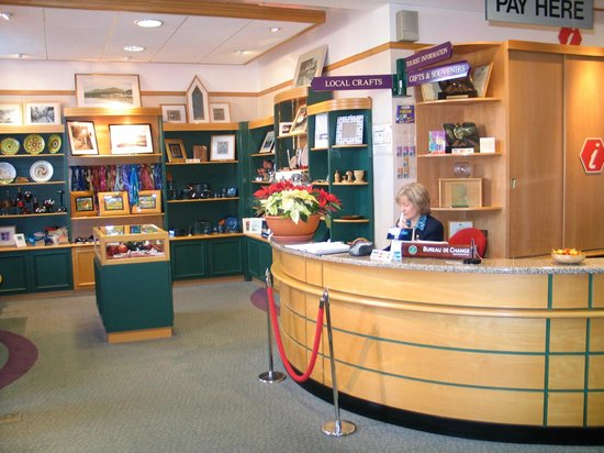 Newcastle Visitor Information Centre