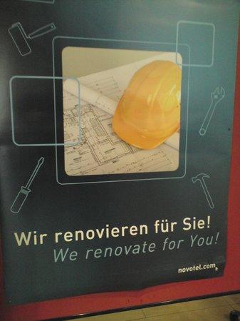 Novotel Berlin Mitte:                                     les travaux  avancent ....