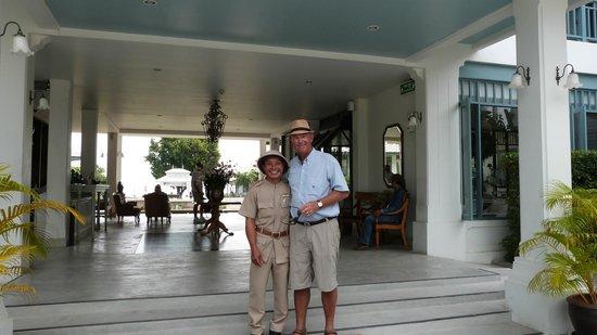 Devasom Hua Hin Resort:                   was elke dag bezig de gasten het geweldig naar de zin te maken
