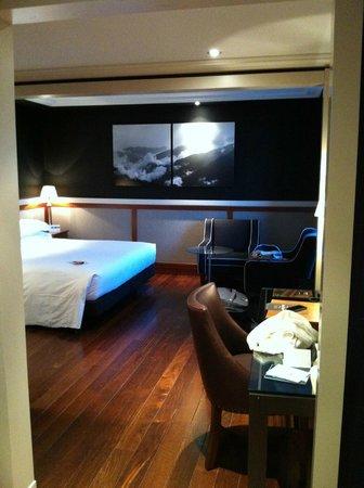 Hotel 1898:                   camera matrimoniale